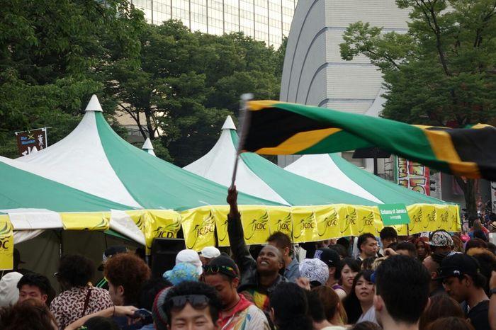 One love... Jamaica Festival Jamaica Festival Tokyo EyeEm Tokyoscape