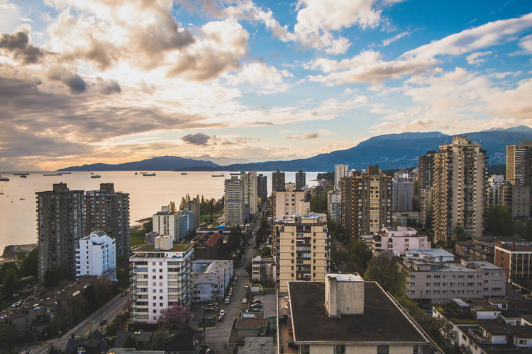 Best city in the world! Vancouver in Canada! Architecture Beautiful Bestcity Bestcityintheworld British Columbia Britishcolumbia Canada City Cityscapes Fujifilm Fujifilm_xseries Highrise Highrisebuilding Highrises Kanada Mountains Ocean Ocean View Sea Sea And Sky Skyscraper Skyscrapers Vancity Vancouver Vancouver BC