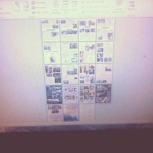 Finally finished Publication2014 for Pdc ΦΔΧ βεταΖετα last night! Mayya & Thorn put in the work! 100happydays day13 dayThirteen graphicdesign photoshop HowDoYouMakeAPDF