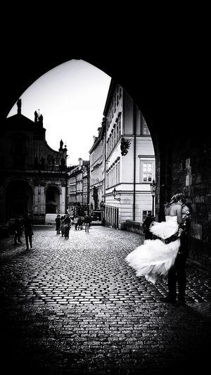 Wedding City Architecture