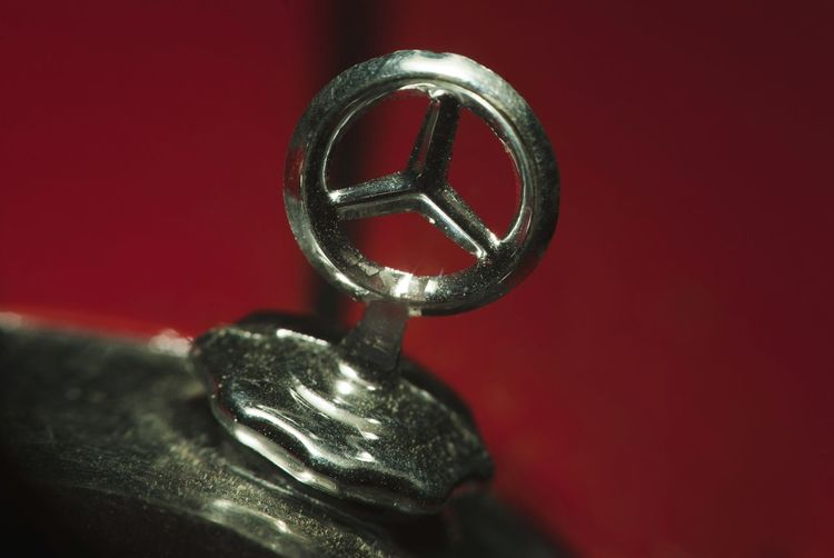 Close up of object