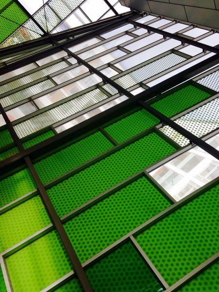 Colors Green Green Green Green!  Älvsjö