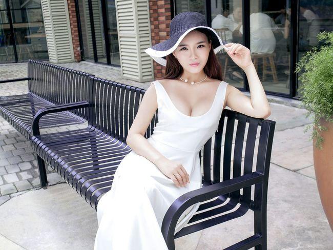街拍 人像 佳能 美女 后期 Portrait Photography China The Beauty Canon Hello World