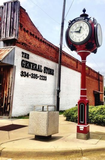 Generally speaking... General Store Luverne Alabama