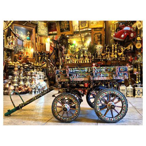 Bursa / Turkey Antique Bazaar çarsı Traditional