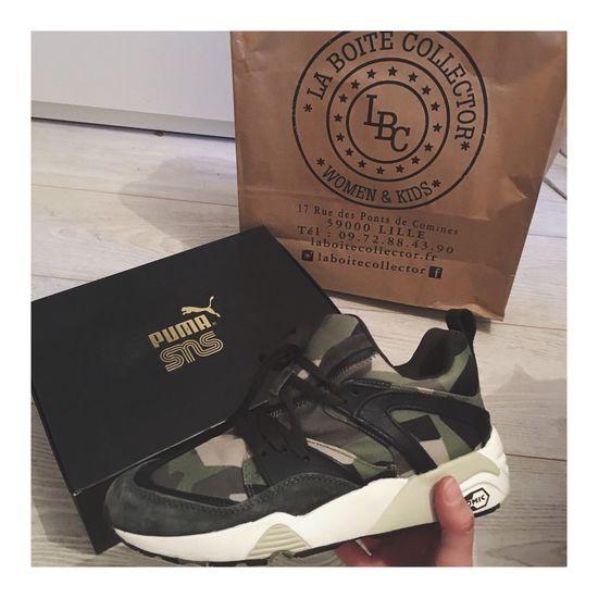 Puma Pumablazeofglory Blazeofglory Sneakers Sneakersaddict Shopping Time Sneakersshop Likeforlike Ilikeit Black Kaki MyNewShoes 👟