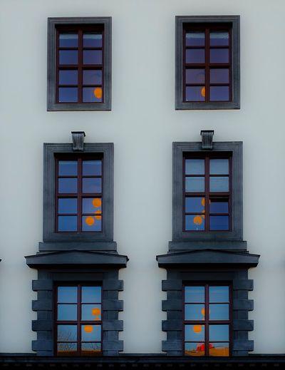 Windows @ Lovisenberg . Window Architecture Close-up Oslo Lovisenberg Norway Fujifilm X70 Fujifilm_xseries Lamps Lights