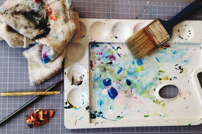 Art Artist Painting Workshop Proyecto Arte Inspired