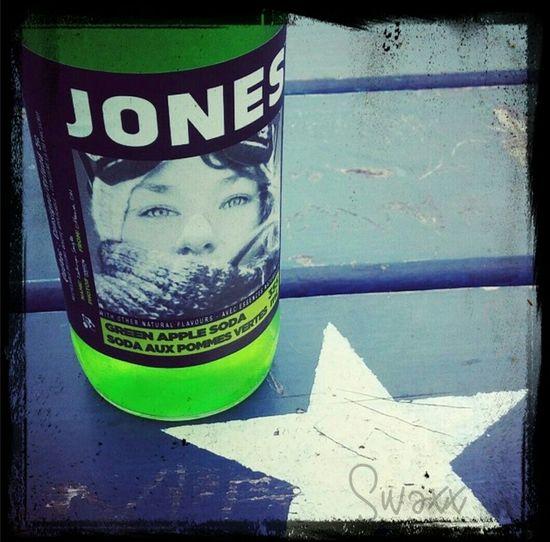 Jonessoda Green Star