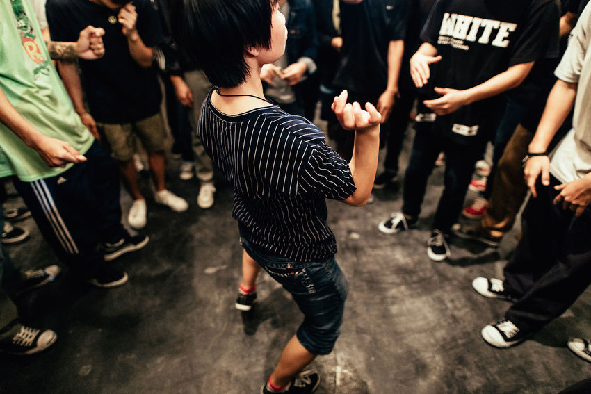 Dance Adult Arts Culture And Entertainment Bgirl Casual Clothing City Crowd Dancing Event Festival Focus On Foreground Group Of People Leisure Activity Lifestyles Low Section Medium Group Of People Men Music Nightlife People Performance Real People Street Women