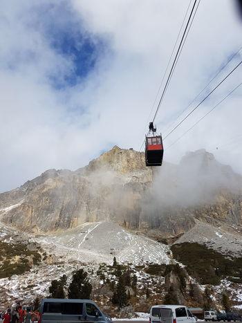 Alps Alta Badia Belluno Day Dolomites Dolomites, Italy Falzarego Gondola Italia Italy Italy❤️ Lagazuoi Mountain Mountain View Mountains Mountains And Sky No People Outdoors Ski Skiing Skiing In The Dolomites Skiing ❄ South Tyrol Südtirol Venetien