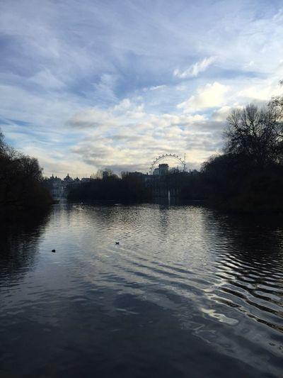 London Trip London Eye Park Taking Photos 🇬🇧🇬🇧