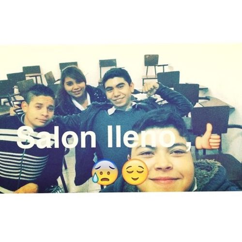 Prepa Iges ❤️ Salon Lleno👍😂