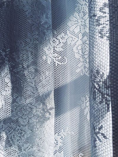Light through the curtains. New York, USA. Photo by Tom Bland. Window Pattern Close-up Curtain Indoors  Interior Lace Natural Light IPhoneography IPhone Home Daylight Curtains Lace Curtain Windows Window Light Quaint  Nostalgia Nostalgic  Afternoon Interior Views Backgrounds Full Frame