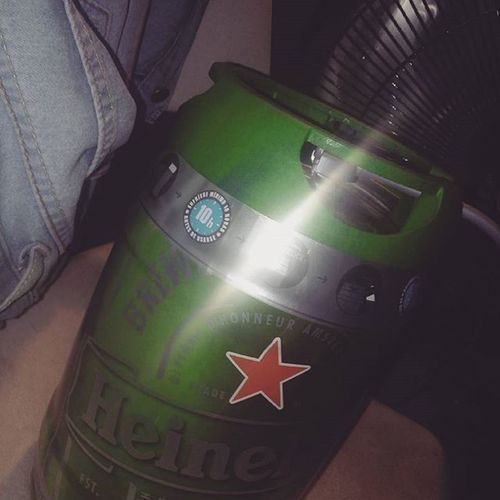 Heineken SoloComoMongolo Popholditdown