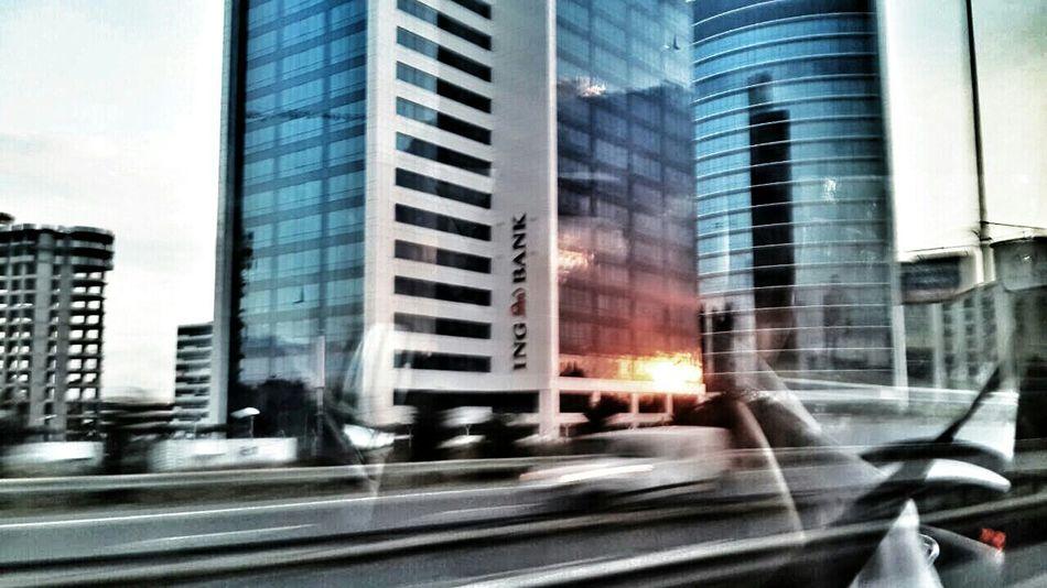 On The Road Silhouette Istanbul Turkey EyeEm_crew