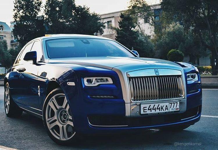 Rolce Royce RUS