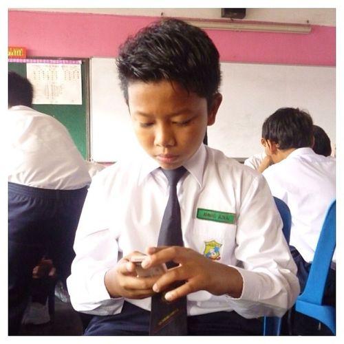 Throwback 2010 UPSR Datasstho rare classy childish longsleeve Tie school sktm2 kualalumpur malaysia