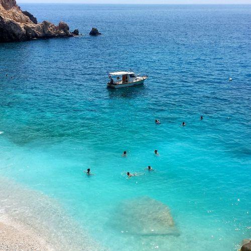 Summer Views Ikaria Ikaria Greece Crystal Clear Waters Summeringreece Holidays In Greece ❤