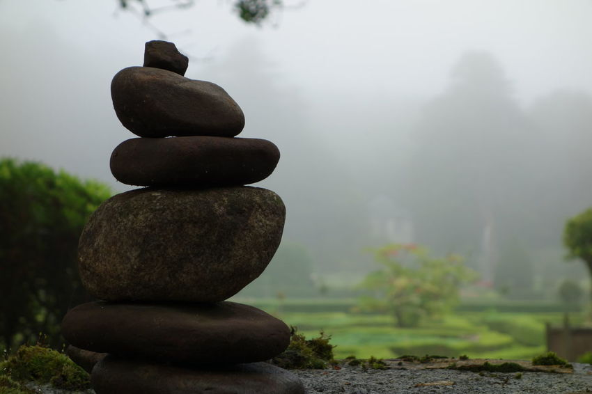 Scotland Balance Beauty In Nature Close-up Day Focus On Foreground Nature No People Outdoors Religion Rock - Object Spirituality Stack Stone - Object Tranquil Scene Tranquility Zen-like