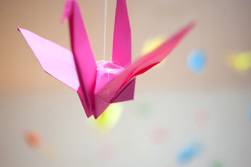 Set of colourful hanging paper birds Close-up Indoors  No People Creativity Paper Art And Craft Origami Craft Multi Colored Studio Shot Animal Representation Focus On Foreground Still Life Representation Pink Color Decoration Bird Shape Selective Focus Purple Paper Cranes Colorful Hanging Out