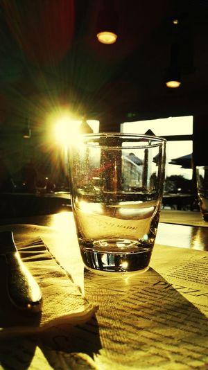 静物系:玻璃杯