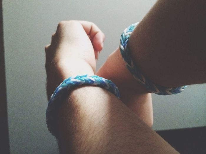 Love. ♡ Love Boyfriend Bracelet Enjoying Life