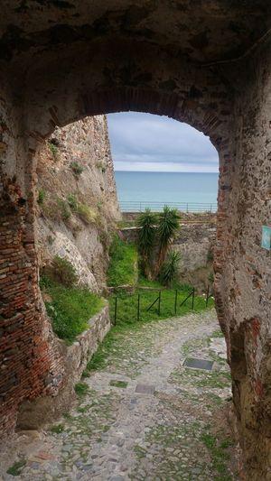 Priamar, Savona, Fortress On The Sea