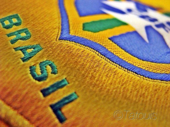 Proud To Be Brazilian
