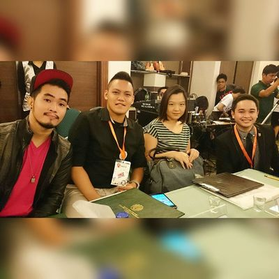 The 41st Young Hoteliers Exposition: Benildean Flair Factor distinct panel of judges . . . YHE Younghoteliersexposition Benilde Csb shrim akic themanansala amplified oscarselfie flairtending