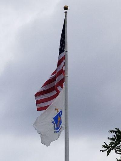 State Flag Flag