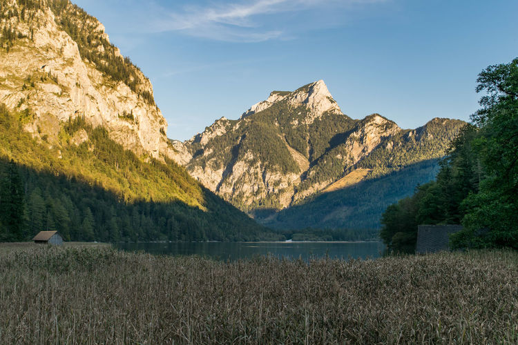 Ausztria Beauty In Nature Countryside Idyllic Lake Landscape Leopoldsteinersee Majestic Mountain Mountain Peak Nature Nikon Nikon D3300 Nikonphotography Non-urban Scene Styria Tranquil Scene Tranquility Wilderness Wilderness Area