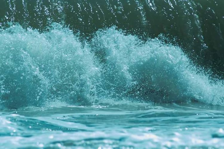Water Sea Motion Nature Wave No People Beauty In Nature Power In Nature Close-up