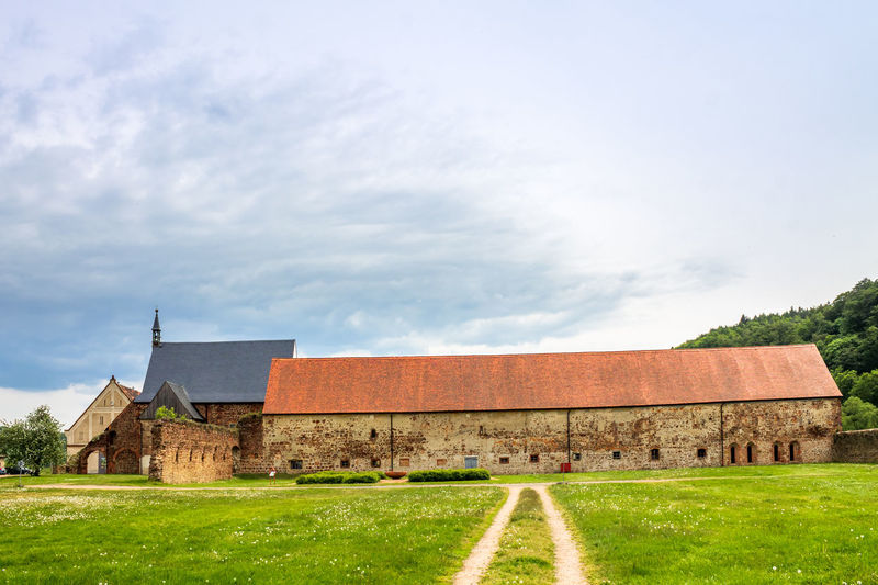 Leisnig Abbey Architecture Castle Leisnig Monastery Architecture Day Historical No People Nobody Outdoors