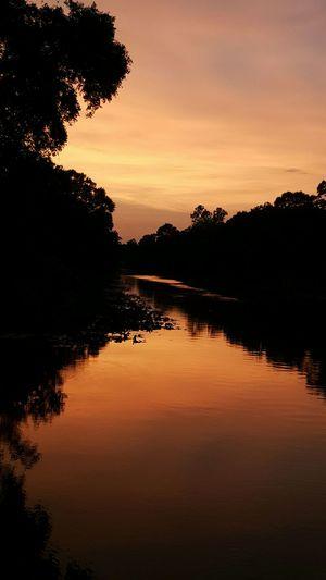 Louisiana Acadiana Breaux Bridge Pont Breaux Sunset Bayou South Louisiana Dusk Louisiana Night Bayou Teche