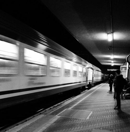 Stazione FS Attesa