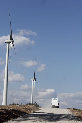 Enercon Enercon Energy Energy For The World Portugal Portuguese Windpark Windpark Windpower