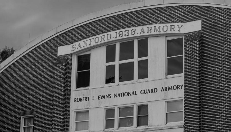 Sanford Armory Florida Blackandwhite Blackandwhite Photography GayneGirlPhotography EyeEm Gallery EyeEmBestPics Eyembestshots Eyeemphotography