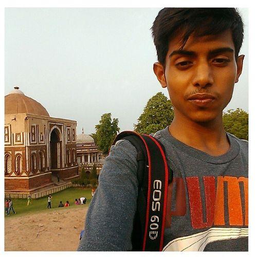 QutubMinar Selfie HTC Htcclick monument