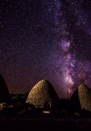 From My Point Of View Under The Milky Way Milky Way Stars Coke Ovens Heavens Nevada Astrophotography EyeEm Best Shots - Night Photography Night Photography