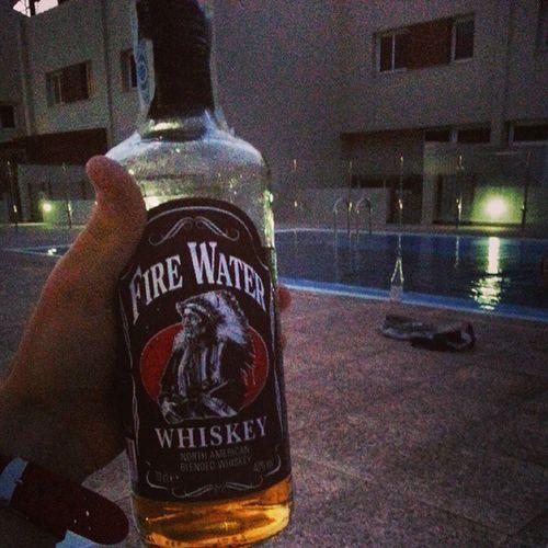 Wodaognista Firewater Pool Tenerife