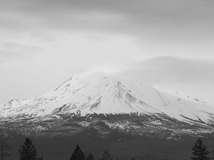Mt Shasta Mt Shasta California Mountain California California Love Scenic Scenery Mountain Peak Cold Temperature Snowcapped Mountain Beauty In Nature No People Outdoors
