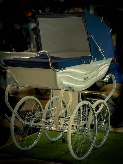 Aesthetic Aesthetics Baby Baby Stroller Baby Stuff Beautiful Buggy Land Vehicle Mode Of Transport No People Old Old-fashioned Pram Stroller Transportation Vintage Vintage Cars Lieblingsteil Mobility In Mega Cities