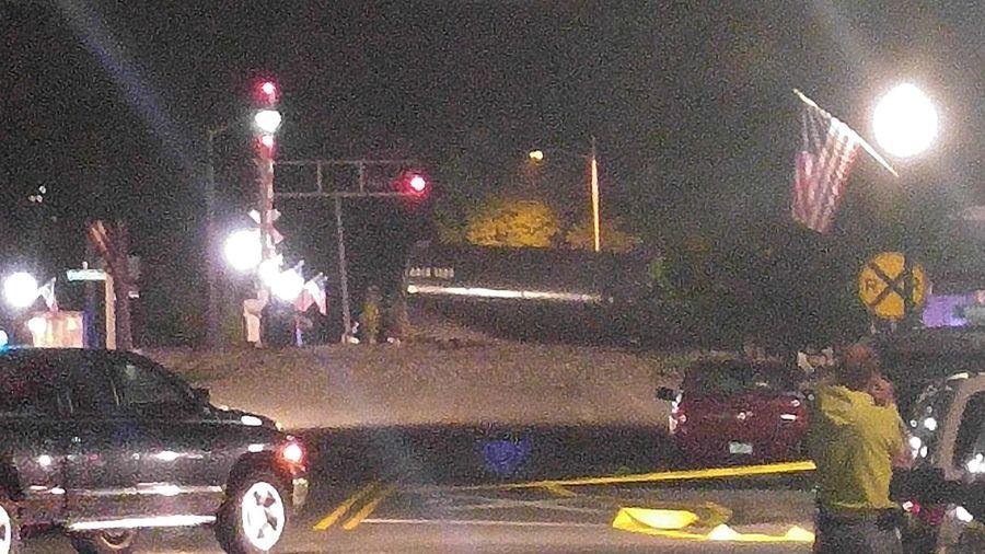 Train wreck . 46787 IN,