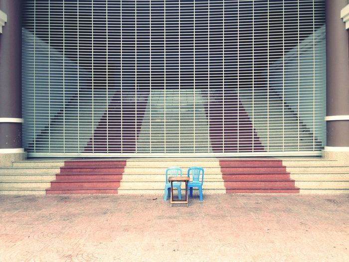Table for two Saigon Streetphotography