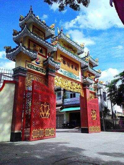Chùa Quan Âm Chùa Quan Âm Pogada Buddha Buddhism China Chinese AMPt_community Quan Thế Âm Bồ Tát Tân Bình Quận 11
