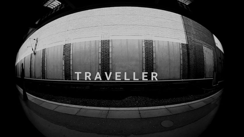 Close-up No People Technology Black Background Film Industry Day Traveller Travelling Traveling Travel Travel Destinations Travel Photography Railroad Station Built Structure Architecture