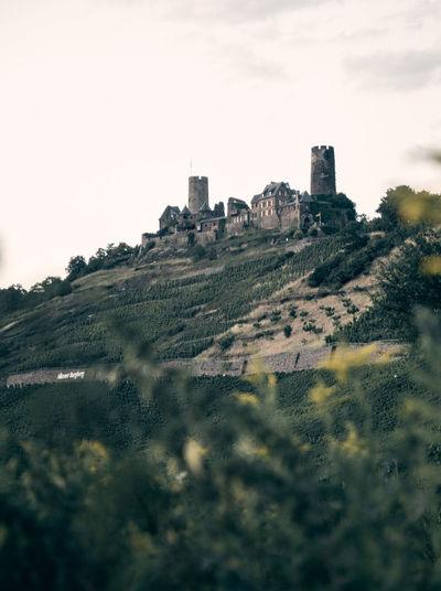 Thurant Castle.