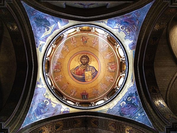 The Church of the Holy Sepulchre is the supposed site of Jesus's burial and resurrection and is Christianities holiest place in Jerusalem. Architecture Architectural Detail IPhoneography Travel Photography Eye4photography  Check This Out