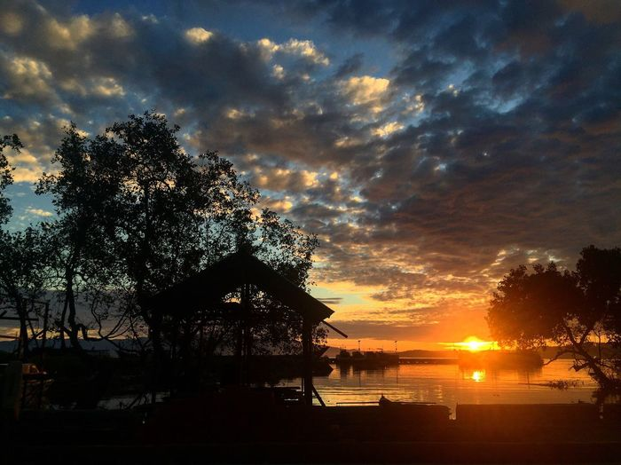 Sunrise, Tulehu Ambon, Maluku - Indonesia IPhoneography Vscocam
